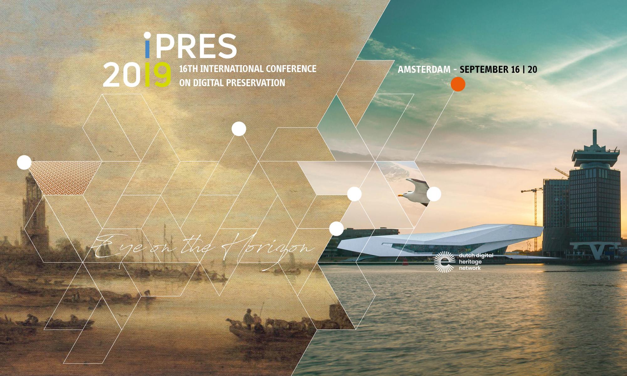 iPRES2019 | Amsterdam, September 16-20 2019